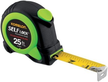 Komelon-SL2825-Self-Lock-25-Foot-Power-Tape-0