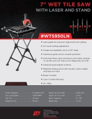 Lackmond-WTS950LN-Beast-Wet-Tile-Saw-with-Sliding-Tray-Laser-and-Stand-7-Inch-0-0