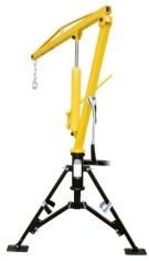 Maxxtow-Towing-Products-70238-Receiver-Hitch-Mounted-Crane-1000-lbs.-Capacity-0-0