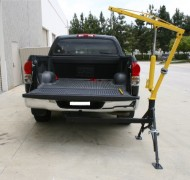 Maxxtow-Towing-Products-70238-Receiver-Hitch-Mounted-Crane-1000-lbs.-Capacity-0-2