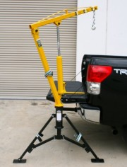 Maxxtow-Towing-Products-70238-Receiver-Hitch-Mounted-Crane-1000-lbs.-Capacity-0-4