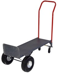 Milwaukee-Hand-Trucks-30087-Hand-Truck-with-Solid-Platform-and-10-Inch-Pneumatic-Tires-0-0