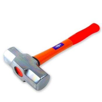 Neiko-3.3-Lb-Forged-Steel-Sledge-Hammer-12-Inch-Fiberglass-Handle-Mirror-Finish-0