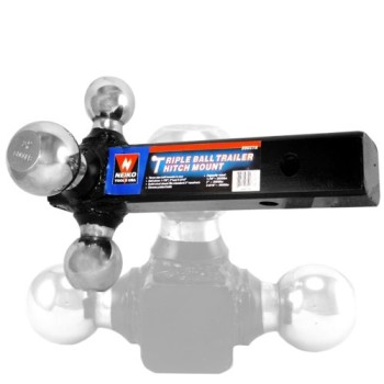 Neiko-Heavy-Duty-3-in-1-Triple-Trailer-Hitch-and-Ball-Mount-with-6000-LB-Capacity-0