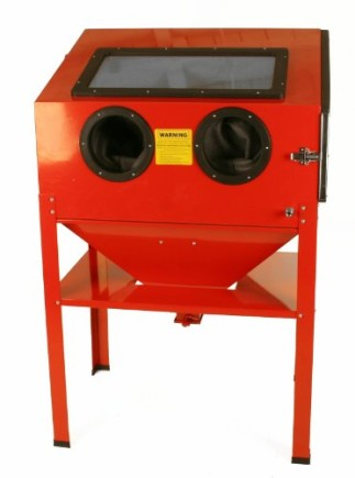 New-60-Gallon-Sandblast-Cabinet-Sand-Blaster-Air-Tool-w-40lb-bottom-feed-hopper-0