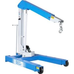 OTC-1814-6000-lbs-Capacity-Floor-Crane-with-ElectricHydraulic-Pump-Remote-Motor-Control-0