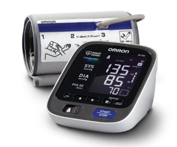 Omron-BP785-10-Series-Upper-Arm-Blood-Pressure-Monitor-Blackwhite-0