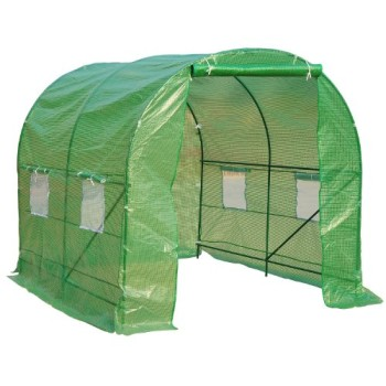 Outsunny-8-x-7-x-7-Portable-Walk-In-Garden-Greenhouse-0