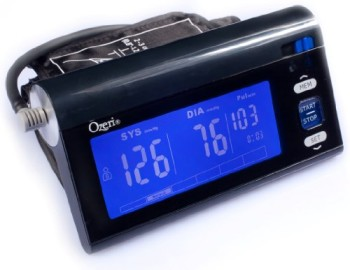 Ozeri-CardioTech-BP3T-Upper-Arm-Blood-Pressure-Monitor-With-Intelligent-Hypertension-Detection-Black-0