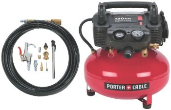 PORTER-CABLE-C2002-WK-Oil-Free-UMC-Pancake-Compressor-with-13-Piece-Accessory-Kit-0