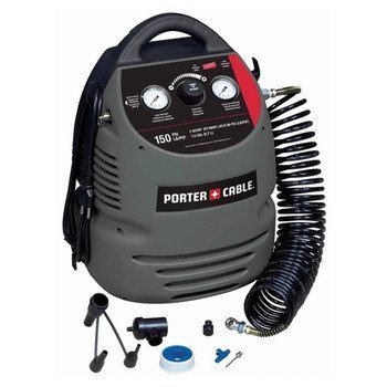 PORTER-CABLE-CMB15-150-PSI-1.5-Gallon-Oil-Free-Fully-Shrouded-Compressor-0