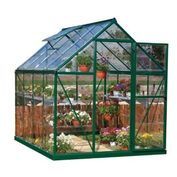Palram-Harmony-Greenhouse-6ft.W-x-ft.L-x-6ft.6-12in.H-Green-Model-HG5308G-0