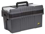 Plano-823-003-Contractor-Grade-Po-Series-22-Inch-Tool-Box-Graphite-Gray-with-Black-Handles-and-Latches-0