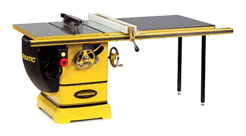 Powermatic 1792000K Model PM 2000 3 Horsepower Cabinet Saw ...