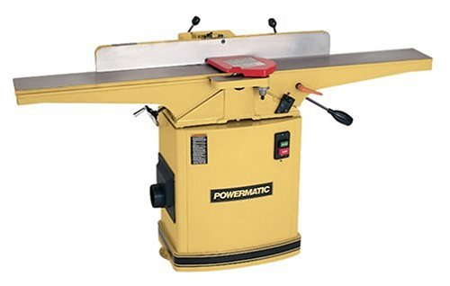 Powermatic 54a deluxe 6 inch jointer with quick set knives for Powermatic 66 table saw motor