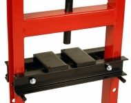 Premium-Steel-6-Ton-12000-lbs-Hydraulic-Bench-Top-Shop-Press-with-Press-Plates-0-3