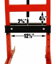 Premium-Steel-6-Ton-12000-lbs-Hydraulic-Bench-Top-Shop-Press-with-Press-Plates-0-7