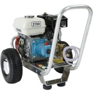 Pressure-Pro-E3027HC-Heavy-Duty-Professional-2700-PSI-3.0-GPM-Honda-Gas-Powered-Pressure-Washer-With-CAT-Pump-CARB-Compliant-0