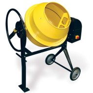 Pro-Series-CME35-Electric-Cement-Mixer-3.5-Cubic-Feet-0