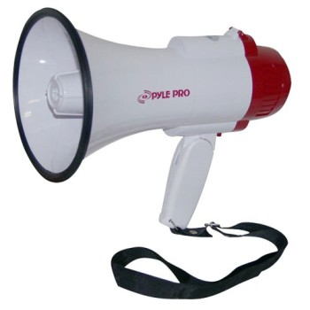 Pyle-Pro-PMP35R-Professional-MegaphoneBullhorn-with-Siren-and-Voice-Recorder-0