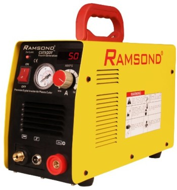 Ramsond-CUT-50DY-50-Amp-Digital-Inverter-Portable-Air-Plasma-Cutter-Dual-Voltage-0