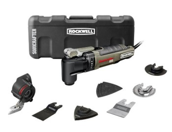 Rockwell-RK5140K-Sonicrafter-Hyperlock-with-Universal-Fit-and-Constant-Speed-Control-Oscillating-Tool-Kit-0