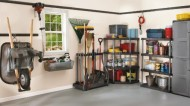 Rubbermaid-5E28-Deluxe-Tool-Tower-Rack-with-Casters-Holds-40-Tools-0-1