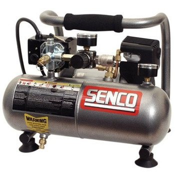 Senco-PC1010-1-Horsepower-Peak-12-hp-running-1-Gallon-Compressor-0