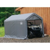 ShelterLogic-Shed-and-Storage-Series-Shed-In-A-Box-Gray-6-x-10-x-6-Feet-0