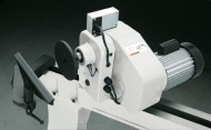 Shop-Fox-W1758-Wood-Lathe-With-Cast-Iron-Legs-And-Digital-Readout-0-0