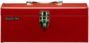 Stack-On-R-516-2-16-Inch-Multi-Purpose-Steel-Tool-Box-Red-0