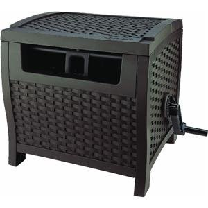 Suncast-PTW175-Mocha-Wicker-175-Foot-Capacity-Hose-Reel-0