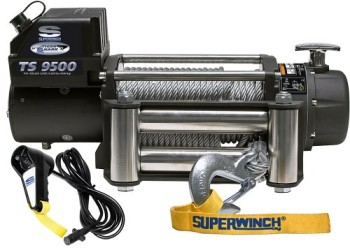 Superwinch-1595200-Tiger-Shark-9.5-12-VDC-winch-9500-lb4309-kg-capacity-with-roller-fairlead-0