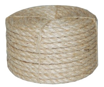 T.W-.-Evans-Cordage-23-210-14-Inch-by-100-Feet-Twisted-Sisal-Rope-0