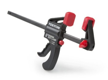 TEKTON-39180-Mini-6-Inch-by-1.5-Inch-Ratchet-Bar-Clamp-and-9-Inch-Spreader-0
