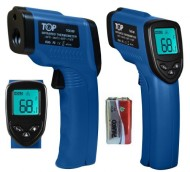 TopG®-Temperature-Gun-Non-contact-Infrared-Thermometer-w-Laser-Sight-0