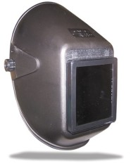 US-Forge-88101-Easy-Strike-Welding-Helmet-with-4-12-Inch-by-5-14-Inch-Full-Vision-Stationary-Retainer-Black-0