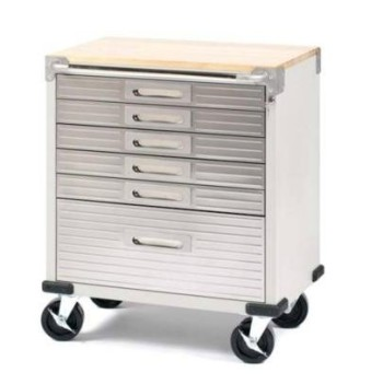 Ultra-Heavy-Duty-6-Drawer-Cabinet-Stainless-Steel-Drawer-Fronts_-28W-x-18D-x-34.5H-20204-0