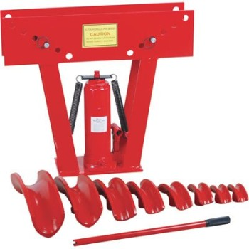 XtremepowerUS-Heavy-Duty-16-Ton-Hydraulic-Manual-Pipe-Bender-W-8-Dies-0