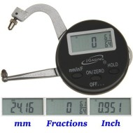 iGaging-Digital-Electronic-THICKNESS-GAGE-0-125mm-MICROMETER-CALIPER-InchmmFractions-0