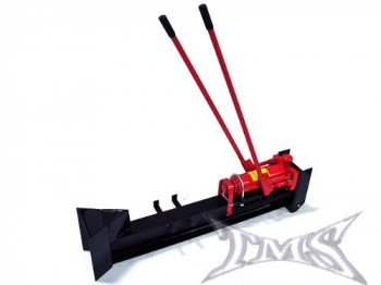 10-Ton-Horizontal-Log-Wood-Cutter-Splitter-Manual-Hydraulic-2-Speed-Wheel-0