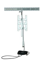 100-Watt-Explosion-Proof-LED-Light-on-Adjustable-Rail-Ladder-Scaffold-Bracket-Mount-0