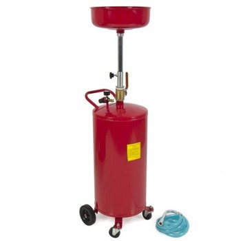 20-Gal-Portable-Waste-Oil-Drain-Tank-Air-Operated-Drainer-Lift-Auto-Wheel-Hose-0