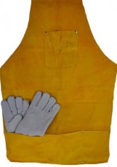 32-Leather-Heat-Resistant-Melting-Furnace-Safety-Apron-Refining-Casting-Gold-Silver-Copper-Precious-Metal-Handling-0-2