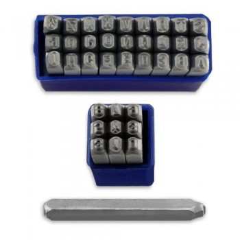 36-pc-18-3MM-Letter-Number-Steel-Stamp-Die-Punch-Jewelers-Set-Metal-in-Case-0