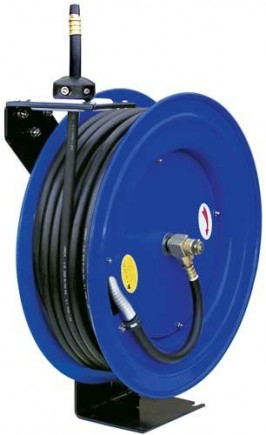 38-Inch-100-Feet-100ft-Retractable-Reel-w-Rubber-Air-Hose-0