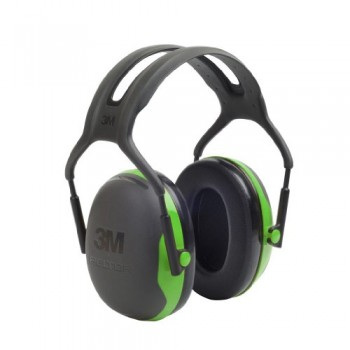 3M-Peltor-X-Series-Over-the-Head-Earmuffs-NRR-22-dB-One-Size-Fits-Most-BlackGreen-X1A-Pack-of-1-0