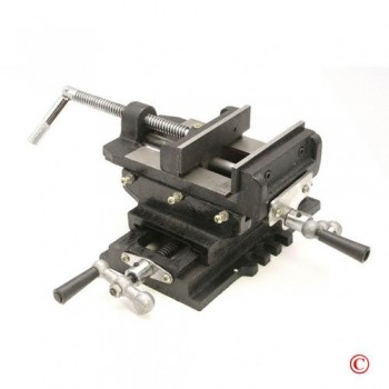 4-Cross-Slide-Drill-Press-Vise-Metal-Milling-Machine-0