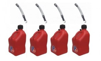 4-Pack-Red-VP-5-Gallon-Racing-Fuel-Jugs-and-4-Deluxe-Hoses-0