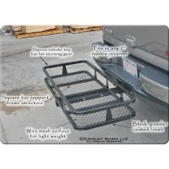 48-Basket-Style-Bumper-Cargo-Hitch-Carrier-with-a-500-lb-Capacity-0-2